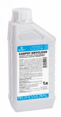 Моющее средство для сухой чистки ковров и текстильных изделий Carpet Dryclean 1 л от Prosept-Просепт