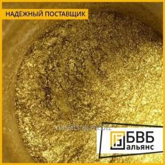 Powder bronze Brof10-1 of TU 14-22-105-96