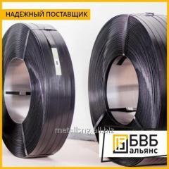 Лента стальная упаковочная 0,9 мм СТ3СП ГОСТ