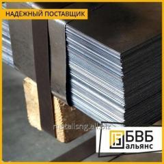 Leaf of constructional hot-rolled 130х2000х4090 mm