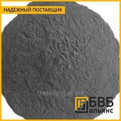 La mezcla en polvo el volframio-cobalto-tantalio