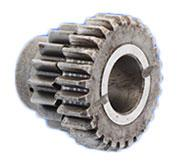 Block of gear wheels 14-1701082 backings KamAZ
