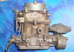 The K-135 carburetor (GAZ-53,PAZ, SAZ with
