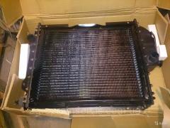 Радиатор водяной 70У-1301010 /ОР/ (латунные баки)