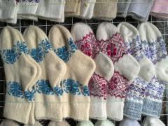 Зимние носки производство России оптом