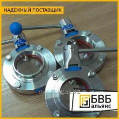 Затвор дисковый сварной Broen Ду 80 Ру 25