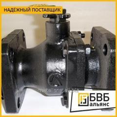 Кран чугунный шаровой Zetkama V565 V565-065 Ду 65 Ру 16