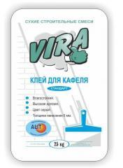 Клей для кафеля Vira 25кг