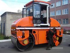 Катки дорожные от4 тонн и выше в Казахстане