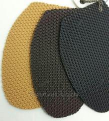 AIRCALLA 4 of mm (art 8529), sheet rubber.