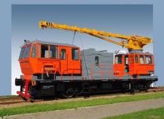 Мотовоз погрузочно-транспортный МПТ-6 исполнение 2