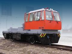 Мотовоз тяговый ТМ с электроприводом