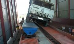 Avtomobilerazgruzchik single-track IGUANA