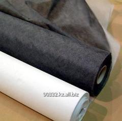 Нетканый материал из химических нитей, не дублированный.
