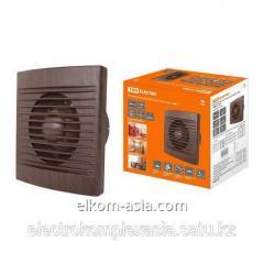 Вентилятор бытовой настенный, 120 С ЭКО (бук) TDM