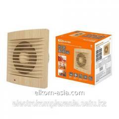 Вентилятор бытовой настенный, 120 С ЭКО (сосна) TDM