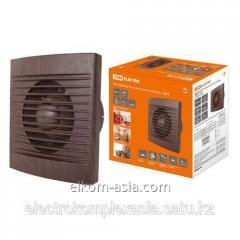 Вентилятор бытовой настенный, 150 С ЭКО (бук) TDM