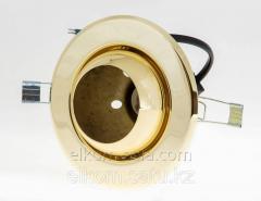 Светильник SPOT IL XF 50E brass R-50 накал. пов _