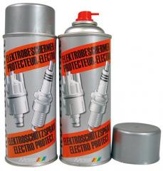 Lubricant (protection) of electrocontacts