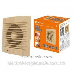Вентилятор бытовой настенный, 150 С ЭКО (сосна) TDM