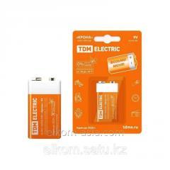 Батарейка 6LR61 Крона 9V BP-1 TDM