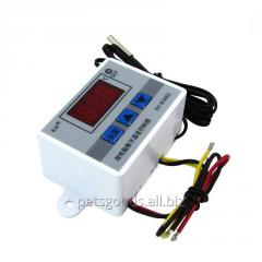 Терморегулятор на инкубатор. Модель W3002