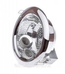 Светильник SPOT IL T20A E27*2 CH