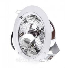 Светильник SPOT IL T20A 2*26W WH*