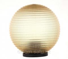 Светильник Шар IL NF1827*300 prismatic gold