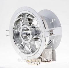 Светильник SPOT IL T01B E27*2 WH*