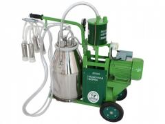 "Milking machine of piston type ""Dairy Ferma"