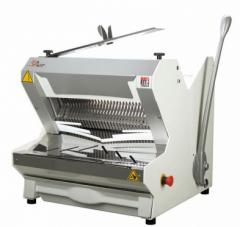 DESKTOP SEMI-AUTOMATIC BREAD SLICERS of PICO and PICOMATIC, JAC (France)
