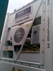 Рефрижераторное  контейнерное оборудование