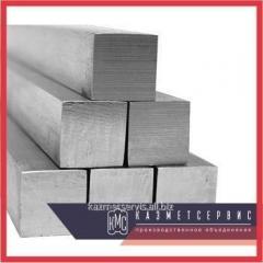 Square of steel 320 mm of U8
