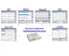 The complex is diagnostic hardware-software,