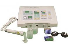 Multifunction laser physiotherapeutic system for