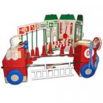 Детский игровой комплект Азбука пожарной
