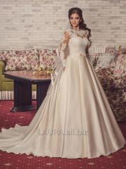 Эксклюзивные королевское платье со шлейфом