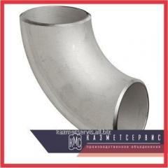 Branch corrosion-proof 90th hail 273x3 AISI 304 EN 10253-4