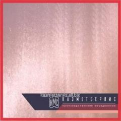 Leaf of copper 3 mm of M1M