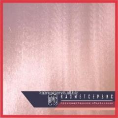 Leaf of copper 4х1000х2000 Cu-ETPM