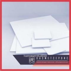 Фторопласт лист 10 мм (500х500 мм, ~5,7 кг) ТУ 6-05-810-88