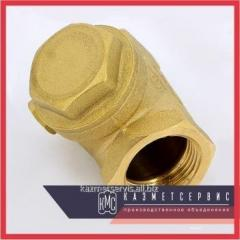 Backpressure valve 19s38nzh Du of 100 Ru 63