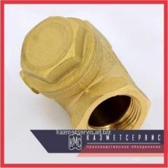 Backpressure valve 19ch21br Du of 80 Ru 10