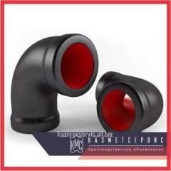 Knee bell-shaped smooth end of URG 250