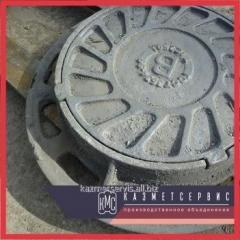 "The manhole (type ""T"") with"