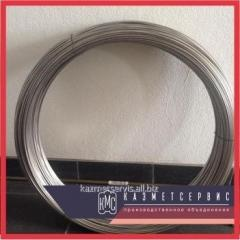 Wire of corrosion-proof 3,51 mm 12X18H10T