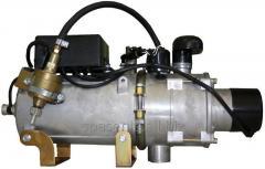 Предпусковой подогреватель двигателя грузового