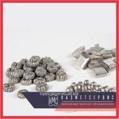 Anode of nickel 10х250х1000 mm of NPA1
