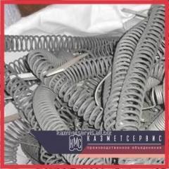 Nichrom scrap (spirals) of X20H80
